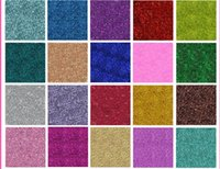 Atacado- Nail Art Glitter Sparkle Glitter Ultra Fine Nails Art Body Crafts 10g / bag