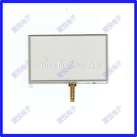 Wholesale mm mm New original handwritten inch car DVD navigation GPS touch screen panel