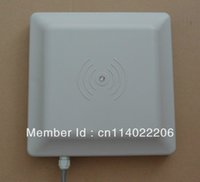 Wholesale Rfid Rs232 - Wholesale-UHF RFID reader 6m long range reader ,RS232 485 with Wiegand +Free SDK (FCC approved)