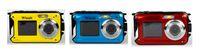 "Wholesale Digital Super Zoom Camera - Wholesale-Super 24Mp Fashion Digital Camera 1080P Full HD Video 2.7""+1.8"" Dual Screen 3M Waterproof Camera 16X Digital Zoom 550Mah Battery"