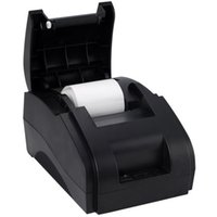 """Wholesale Esc Pos - USB Thermal Receipt Printer, High Speed Printing Paper Width 2 1 3"""" (58mm) Compatible with ESC POS Print Commands Set [Black]"""
