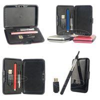 Wholesale Electronic Ecigarette Kit - New Electronic Cigarettes Open Vape Pen CE3 With Case Cbd Touch eCigarette Vaporizer CE3 Kits 510 Thread O Vape Oil Bud Pen