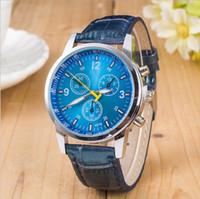 Wholesale Ladies Outdoor Watches - Chronograph Sports Wristwatch Men Ladies Unisex Geneva Luxury Digital Analog Titanium Outdoor Bracelet Quartz Watches New Casual Dress Wear