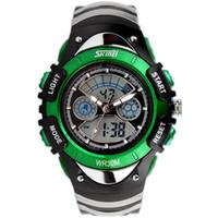 Wholesale Boys Sports Dive Watch - 2017 Fashion Cute Kids Watch Super Dive Outdoor Sport Cartoon LED Digital Watches Boys Girl's Children's Watches Relojes Montre