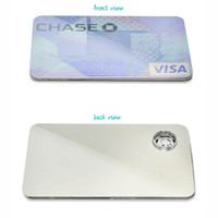 Wholesale Purchase Types - High Quality Credit Card Metal Pipe Credit Card Type Smoking Disguised Smoking Pipe Fit Wallet Tobacco Metal Pipe Welcome Purchase