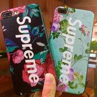 Wholesale Designer Silicone Case - Gview Cover Case For iPhone 6 6s 7 Plus - 3D Embossed TPU Soft Silicone Designer Luxury Stylish Housings Coque For iPhone 6 7
