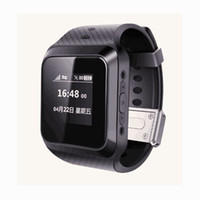 Wholesale Real Teenager - MT300 GPS Compass Watch Real-time location tracker Geo-fence setting   Elderly  children  teenager   travel Runaway from home AT