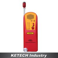 Wholesale Digital Combustible Gas - Wholesale- Digital Combustible Gas Detector AR-8800A Detecting Dangerous Explosive Gases