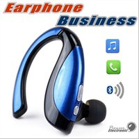 Wholesale Iphone Sports Car - X16 Wireless Sport Bluetooth Earphone Bluetooth 4.1 In Ear headphone Car Driving headset For Iphone 7 6 Samsung S8 Smartphone