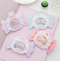Wholesale Decorative Stickers Scrapbooking - Hello Kitty My Melody Twin Star Candy Decorative Washi Stickers Scrapbooking Stick Label Diary Stationery Album Stickers