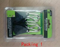 Wholesale Wholesale Rope Ratchets - 1 PACK 2 PACK ROPE RATCHET HANGER REFLECTOR GROW LIGHT YOYO HEAVY FREE SHIPPING