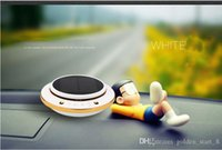 Wholesale AS Anion air purifier car indoor household UFO Shape Anion Air Freshener Christmas Gifts Fast Shipping Air cleaner