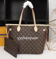 Wholesale Soft Ladies Bags - 1: 1 quality Free shipping Fashion women's Bags 2017 Ladies handbags designer bags women tote bag luxury brands M bags Single shoulder bag