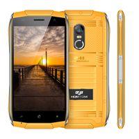 Wholesale Dual Sim Waterproof 3g - HOMTOM ZOJI Z6 Original 4.7 inch IP68 Waterproof Smartphone Android 6.0 MTK6580 Quad Core 3G 1.3GHz 1GB RAM 8GB ROM Cell Phones
