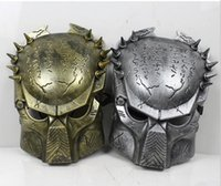 Wholesale bb guns for sale - Group buy high quality avpr lone Wolf Iron MAirsoft BB Gun mask and Army airsoft mascara Paintball Mask