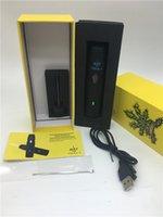 e sigara mod vücut toptan satış-Vista Vape kalem PRO vücut Mod kuru ot sigara için E sigara şarj manzara V1 kalem Vaporizer kapasitesi manyetik USB tanıtır