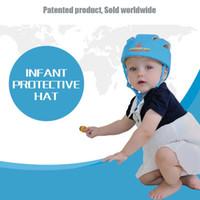 Wholesale Infant Helmets Safety - Baby Toddler Safety Helmet Infant Protection Cap Children Helmet Child Kids Adjustable Hat Walk Learning Head Protector Gift