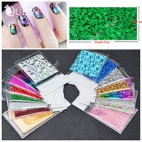 Wholesale Symphony Transfer Foil Nail Sticker - Wholesale- 50Designs 25pcs Symphony Nail Foil Sticker Star Style Art Polish Transfer Decal DIY Beauty Craft Nail Decorations Supplies