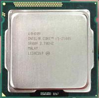 Wholesale I5 S - i5 2500S Original for Intel Core i5 2500S 2.7GHz Quad-Core 6M 5GT s Processor SR009 Socket 1155