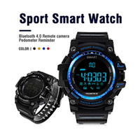 Wholesale age b - AIWATCH XWATCH Sport Smart Watch Waterproof Pedometer Stopwatch Smartwatch Call Message Reminder Wristwatch Android smartwatch +B