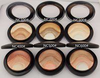 Wholesale Mineralize Skinfinish Foundation - New Makeup Mineralize Skinfinish Face Powder Mineralize face power Mineralize Plus Foundation 10g High quality DHL free