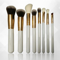 Wholesale Glam Set - Mybasy Free To You Luxxe Glam 8-Piece Makeup Brush Set Only Pay $0.01 + Shipping YOU CAN GET IT,1 Person Only buy 1 Set