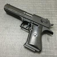 Wholesale Desert Eagle Model - Large Metal Desert Eagle Beretta Pistol Lighter M92F Simulation Model Lighter 1: 1 Metal Revolver Type Gun Lighter
