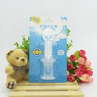Wholesale Manual Pull - MinBoutique M17035 Baby Syringe Feeding Device Manual Pull Type with Packaging