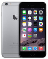 Wholesale Refurbished Mobile Phones Unlocked - Refurbished Original Apple iPhone 6 Unlocked Mobile Phone 4.7 Inch 16GB 64GB IOS 8.0 Without FingerPrint