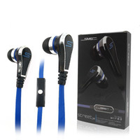 ingrosso sms di mela-Mini 50 Cent Auricolare SMS Audio Street da 50 Cent Cuffie Auricolari In-Ear per Apple Samsung Mp3 Mp4 Tablet Cellulare Universal Auricolari