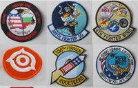 patchs de repassage achat en gros de-Broderie personnalisée Fer à repasser ou coudre sur le dos Panneau de bricolage à la mode Ensemble mélangé à la mode Assortiment d'habillement