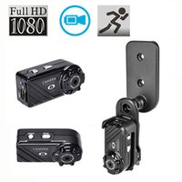 Wholesale Hidden Car Camera Hd Recorder - 1080P HD 12MP Hidden Spy Camera Car DVR Night Vision Cam Recorder Camcorder