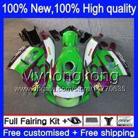 ingrosso kit corpo per 1998 gsxr-Body 23Colors Carrozzeria per SUZUKI SRAD GSXR600 CORONA 96 97 98 99 00 GSXR-600 5XH GSXR 600 750 GSXR750 1996 1997 1998 1999 2000 Kit carenatura