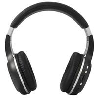 bluetooth микро-наушники оптовых-Bluedio H + Bluetooth стерео беспроводные наушники встроенный микрофон Micro-SD/FM-радио BT4.1 наушники над-уха для телефона