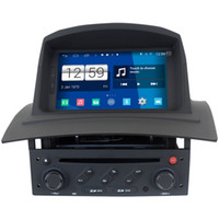 Winca S160 Android 4.4 System Auto DVD GPS Headunit Sat Nav für Renault Megane II 2002-2008 mit Wifi / 3G Host Radio Video Stereo