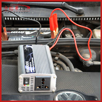 Wholesale Rv Solar Power - Wholesale- 1000 Watt DC12V To AC220V Car Converter Modified Sine Wave Power Inverter Boat Solar 1000W Car Truck Trailer RV
