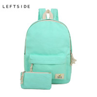 Wholesale Cute Backpacks For High School - Wholesale- Women Backpack Canvas feminine Backpacks For High School Girls High Quality Cute rucksack Female School Bags For Teenagers 2016
