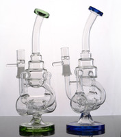 Wholesale Mm Base - Colored solid base One Jet glass Bong dab Rigs Glass Water pipe Bubbler with 14 mm joint