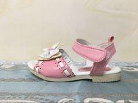 Wholesale Dance Shoe Girl - kids sandals pink shoes for girl summer fashion prinecess dance sandals