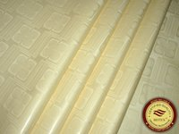 High Quality free shipping Guinea Brocade Bazin Riche 10Yards Bag Cream Color nice design african Garment Fabric Shadda