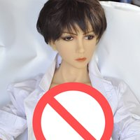 Wholesale Sex Vibrators For Love Dolls - 140CM Solid Silicon Sex Dolls for Women Lifelike Adult Silicone Love Doll with Big Dildo Vibrator for Female Adult Sex Toys