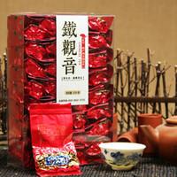 ingrosso cravatte cinesi-250g di tè cinese Oolong Tieguanyin 1725, Fujian Anxi Tie Tè Guan Yin Oolong, Ti Kuan Yin Aroma pulito
