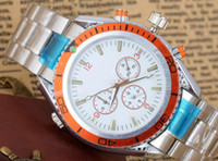 Wholesale Ocean Dive Watches - new brand sports limited Watch Professional Planet Ocean Co-Axial Dive Wristwatch clasp Men Watches
