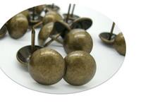 ingrosso chiodi antichi-Forniture hardware accessori hardware mobili Bubble nail addensamento divano bronzo antico chiodi perno hardware antico porta 16mm * 20mm