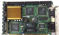 1.8 sata toptan satış-SSC-5X86HVGA REV Için yüksek kalite: 1.8 endüstriyel anakart İyi Çalışma