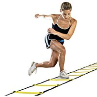 Wholesale New Durable Rung Feet M Agility Ladder For Soccer Football Speed Training Fitness Equipment