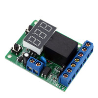 Wholesale Monitor Power Board - Excellent Relay Module DC 12V Relay Switch Control Board Module Relay Module Voltage Detection Charging Discharge Monitor Test