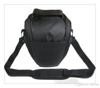 Wholesale Camera Case Shoulder Bag - Camera Case Bag Nylon for NIKON DSLR D4 D800 D7000 D5100 D5000 D3200 D3100 D3000 D80 Shoulder Bag High Quanlity wholesale