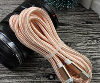 Wholesale Marketing Iphone - JoJo recommended The OD5.0 Cables the thickest cable Charger Cable Sync Data in the market