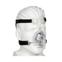 Wholesale Apnea Mask - yuwell cpap masks sleep apnea mask cpap nasal mask sleep apnea cpap masks medical breathing mask suitable for breathing machine